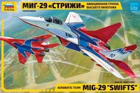 "MiG-29 ""Swifts"" Aerobatic Team"