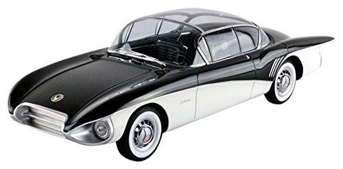 Buick Centurion Concept 1956 Blackwhite Die Cast Model