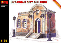 Ruined Ukrainian City Building - Image 1