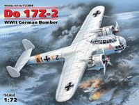 Do 17Z-2, WWII German Bomber - Image 1