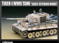 Tiger 1 Early Version (ext) - Image 1