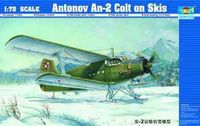 Antonov An-2 Colt on Skis