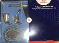 Professional Airbrush Kit AA-116AK