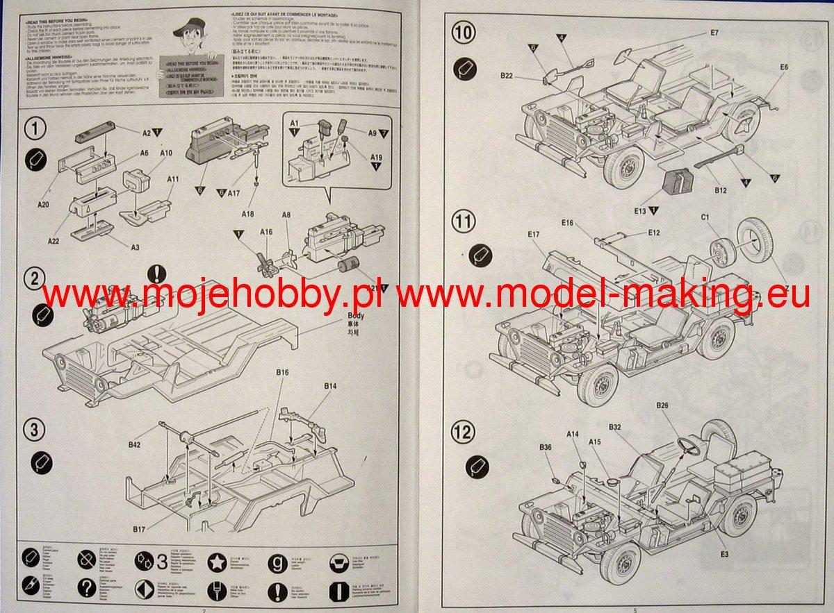 M151a1 Shimira Idf Academy 13004 Wiring Diagram 2 Aca13004 4