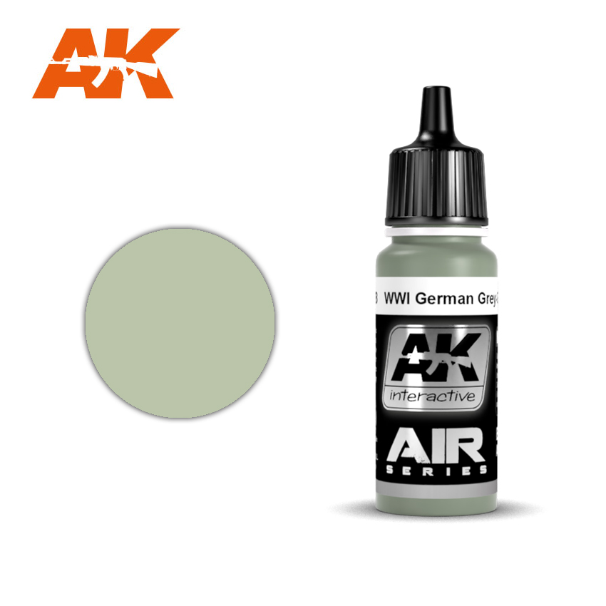 AK 2278 WWI German Grey-Green Primer - Image 1