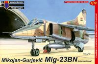MiG-23BN International