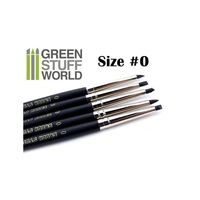 Green Stuff World Color Shapers BLACK - rozmiar 0