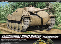Jagdpanzer 38(t) Hetzer [Early Version] - Image 1
