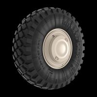 ATV Dingo 2 Road wheels