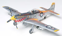 North American F-51D Mustang Korean War - Image 1