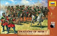Dragoons of Peter I the Great (1701-1721)