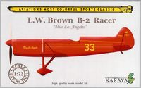 L.W. Brown B-2 Racer Miss Los Angeles